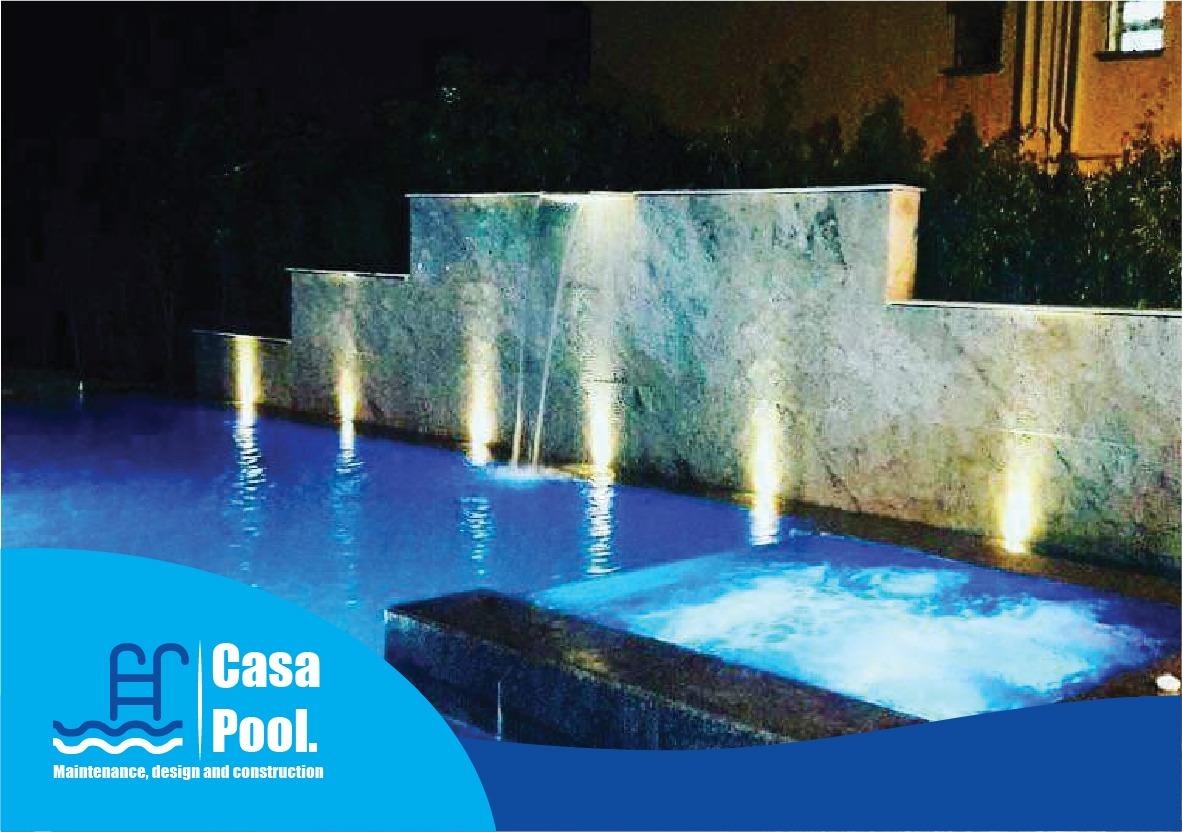 انشاء حمامات سباحة في مصر